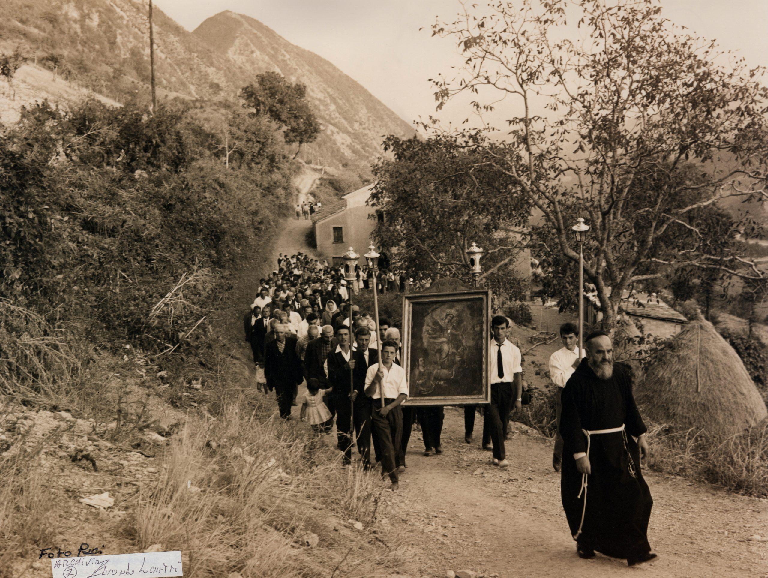Processione anni '60