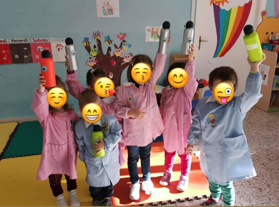 Borracce scuola infanzia